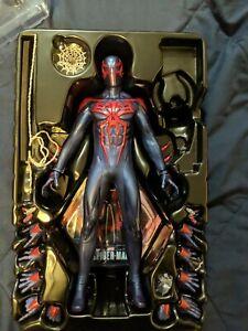Hot Toys Marvel Spider-Man 2099 Black Suit Collectible Figure (VGM42)