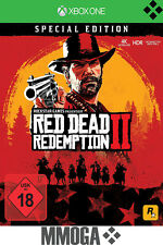 Red Dead Redemption 2 Special Edition-Xbox One Download Code-Xbox Jeu-de