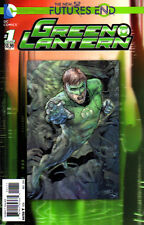 GREEN LANTERN Futures End #1 - 3D Cover - New 52 - New Bagged