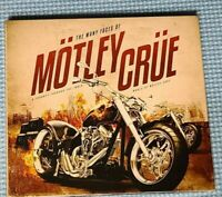 THE MANY FACES OF MOTLEY CRUE - TRIBUTE 3 CD SET