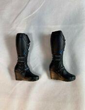 1/6 scale figure Hot Toys MMS288 Avengers AOU Black Widow boots