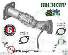 BRC303FP Direct Fit Exhaust Flange Flex Front Pipe Repair Kit Fits Sonata 2.4L