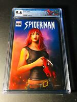 Spider-Man #1 Comic Mint Edition A Shannon Maer Variant  Mary Jane CGC 9.6 NM+