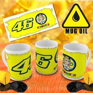 Valentino Rossi The Doctor Motorbike Classic Retro Tea/Coffee Mug Birthday Gift