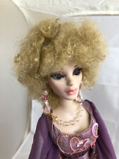 Wheat Blonde DOLL WIG - Tonner Ellowyne Wilde fashion - fits Evangeline