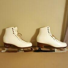 Harlick Ice Skates with Mk Vision blades