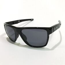 Oakley Sunglasses * Crossrange XL 9360-01 Polished Black w/ Grey COD PayPal