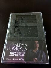 Seymour Duncan Mark Holcomb Alpha Omega 6 String Humbucker Set 11102-63-b