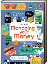 Manage Your Money  by Jane Bingham (Paperback) FREE shipping $35