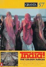 Granta 57: India, The Golden Jubilee c1997, VGC Paperback