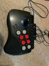 InterAct Sony PlayStation PS1 Arcade Joystick Model SV1101 TESTED psx