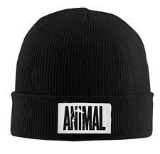 8b06b68fea0 Beanie Hat Animal Letter Print Stringer Bodybuilding Winter Hat Winter Hats
