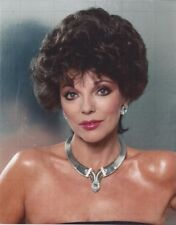 "JOAN COLLINS - 10"" x 8"" Colour Photograph JC JEWELLERY COLLECTION  #1754"