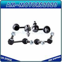 4 Auto Shack SBK986-987-940-939 Set of Front and Rear Sway Bar Link Kits