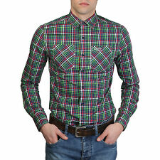 Superdry Men's Long Sleeve Casual Shirts & Tops
