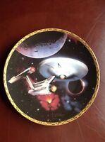 New The Hamilton Collection Star Trek U.S.S. Enterprise NCC-1701