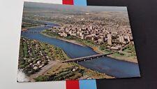 Saskatoon Saskatchewan Bridge river Henry Garman Canada Postcard post card