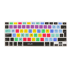 Multi-function Keyboard Covers Skin Protector for Macbook Pro Air 13 15 17