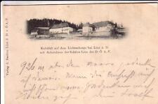POST CARD    LICHTENBERGE BEI LINZ  OSTERREICH AUSTRIA