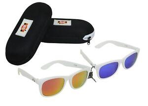 SS TON Cricket Sunglasses + Hard Case + UV Protect + Free Ship + AU Stock