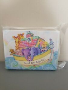 Vintage Noah's Ark Baby Shower Thank You Cards 20 Cards And Envelopes