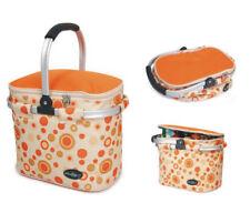 Picnic & Beyond Picnic Cooler Pb9-1003-Orange Empty