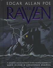 The Raven: A Pop-Up Book, Edgar Allan Poe | Paperback Book | 9781419721977 | NEW
