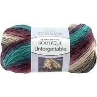 Red Heart Boutique Unforgettable Yarn Tealberry 073650004780
