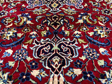 New listing 10x14 Red Oriental Wool Rug Vintage Hand-Knotted Antique handmade carpet 10x13