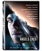 ANGELS CREST DVD Movie / New Fast Ship! (VG-210892DV / VG-012)