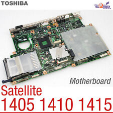 MOTHERBOARD TOSHIBA SATELLITE 1405 1410 1415--S17 FRTSQ1 P000363690 MAINBOARD 64
