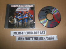 CD Hiphop ReBirth Brass Band - ReBirth Kickin' It Live (8 Song) ZENSOR
