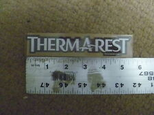 Therm-a-rest Mattress Sticker Decal