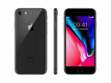 Apple iPhone 8 64Gb 256Gb Fully Unlocked SmartPhone No Fingerprint