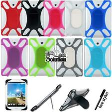 Soft Silicone Back Stand Shockproof Cover Case Acer Iconia Tab Tablet + Stylus