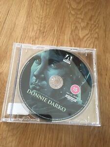 Donnie Darko Arrow Video U.K. 4k Disc Only