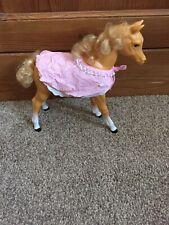 Barbie Horse Dixie Foal Palamino