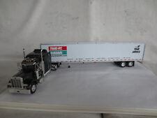 DCP 1/64 McNAMARA TRANS-FRT PETERBILT TRACTOR TRAILER SEMI TRUCK RARE!!