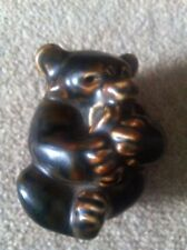 ROYAL COPENHAGEN BEAR FIGURINE 21434 ANIMALS ORNAMENT KNUD KYHN c1969 VGC
