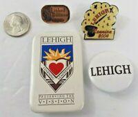 Lot of 4 Lehigh University Reunion Pins
