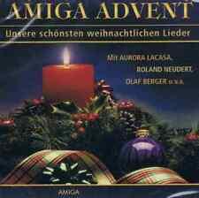 Amiga Advent - CD Neu Weihnachten Aurora Lacasa Dagmar Frederic Werther Lohse