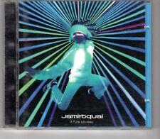 (HO84) Jamiroquai, A Funk Odyssey - 2001 CD