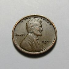 1925 LINCOLN WHEAT CENT ~ NICE DETAILS - COMBINED SHIPPING LOT X90