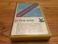 Super Hits Volume 5 Cassette with Box Tops, Percy Sledge, Dobie Gray