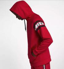 Nike Jordan Jumpman Air Full-Zip Basketball Hoodie Training Gym Casual Size XS