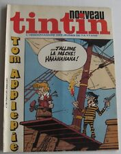JOURNAL TINTIN N°134 TOM APPIEPIE  ALIX CHICK BILL MODESTE ET POMPON 1978