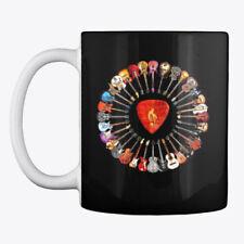 One-of-a-kind Guitar Circle Mug Mug