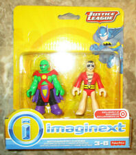 Imaginext DC Super Friends Justice League MARTIAN MANHUNTER & PLASTIC MAN 2 PACK
