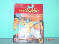 Aladdin Sammler Figur Dschinni m, Zubehör, von 1993, Neu + OVP , selten, schön