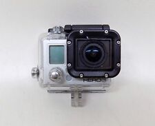 GoPro Hero 3 CHDHN-301 4GB SD Silver Edition 11MP Action Video Camera READ Wi-Fi